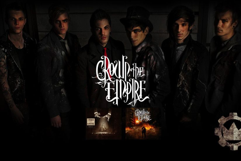 Crown the Empire Wallpaper by lonelyr