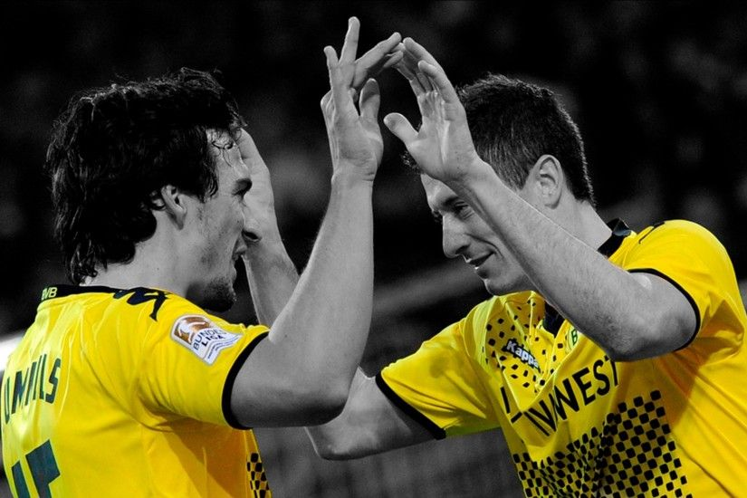 Mats Hummels, Marco Reus, Borussia Dortmund, BVB, Soccer Wallpapers HD /  Desktop and Mobile Backgrounds
