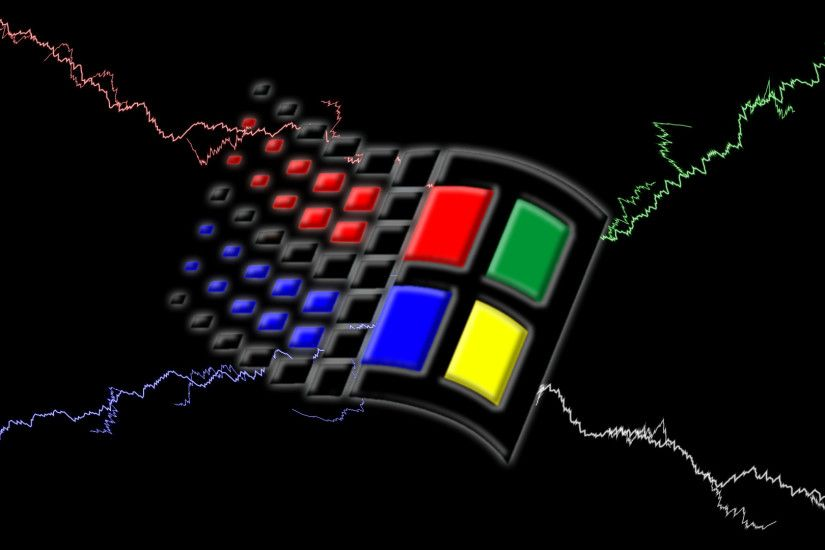 ... Windows 98 black edition by Roos-Skywalker