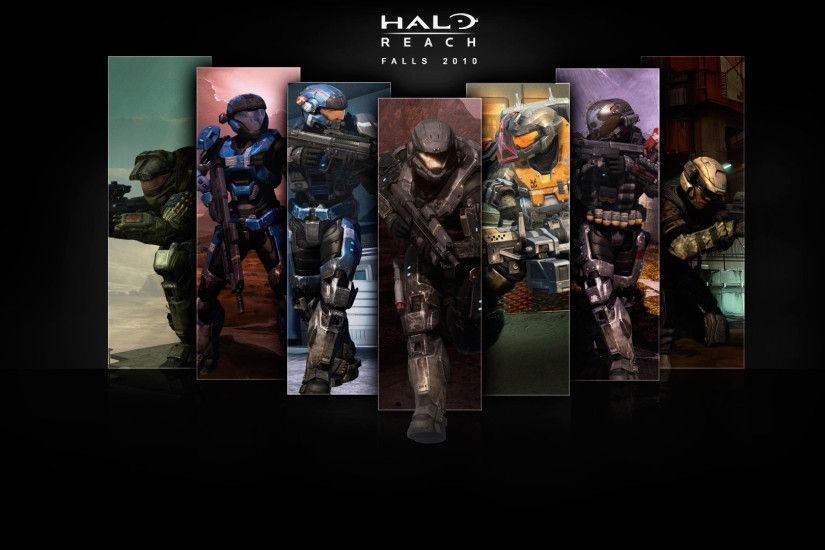 Halo Reach 1080p Wallpaper ...