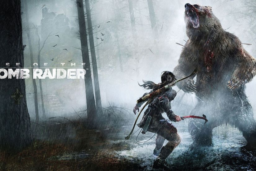 Rise of the Tomb Raider 4K Wallpaper ...