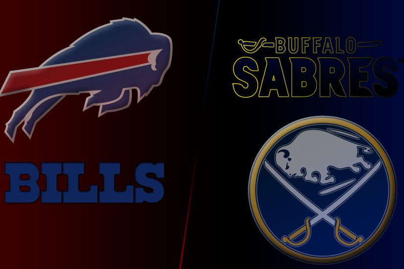 ... Buffalo Bills/Buffalo Sabres Wallpaper by SirMudbone