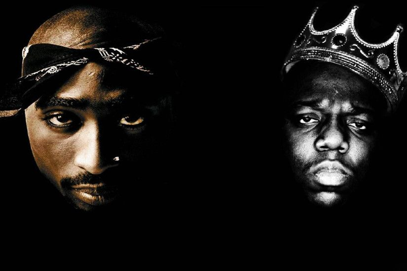 Tupac And Biggie Wallpapers (49 Wallpapers)