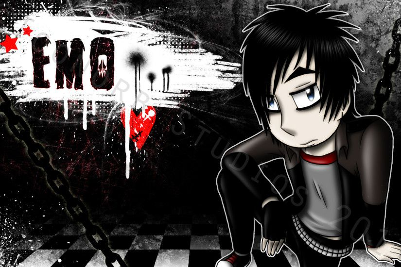 ... 3D Emo Wallpapers Group (73 ) ...