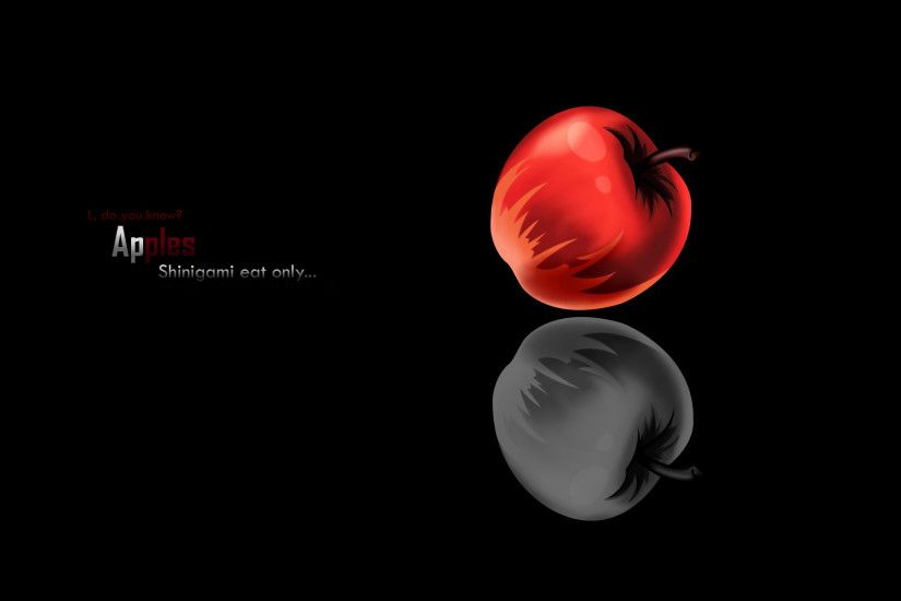 Images Death Note apples