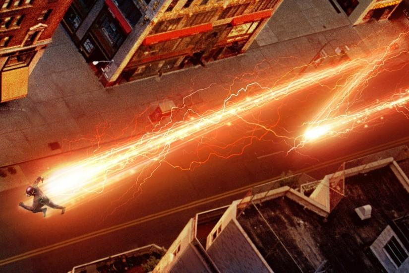 cool the flash wallpaper 2048x1152 high resolution