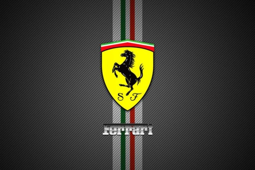 0 Ferrari Logo Wallpapers Ferrari Logo Wallpapers