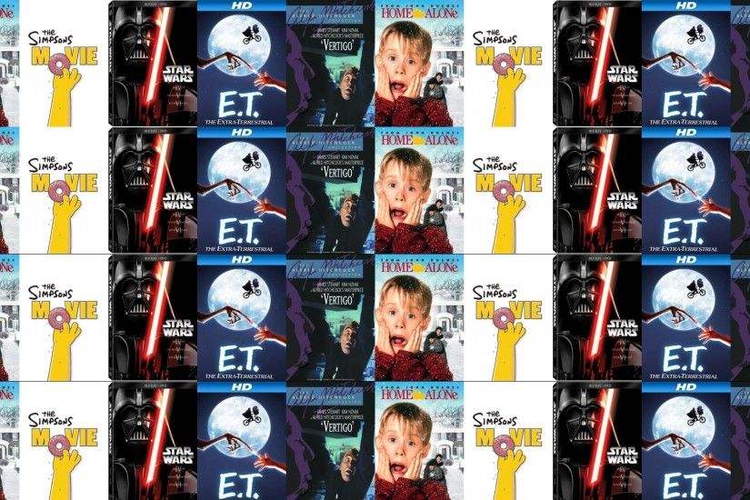 Home ALone Simpsons Movie Star Wars Episode Iv Wallpaper