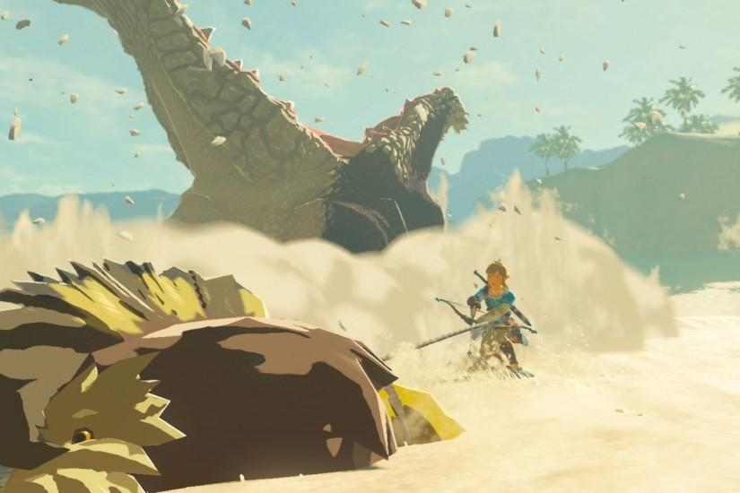 Ultimately, The Legend of Zelda: Breath of the Wild is a game with grand  ideas, from a team that has no idea how to execute them and no time to  learn how.