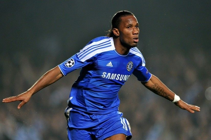Didier Drogba Wallpaper Pack