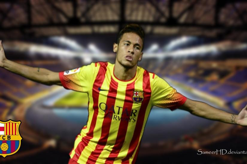 Neymar jr Barcelona Wallpapers