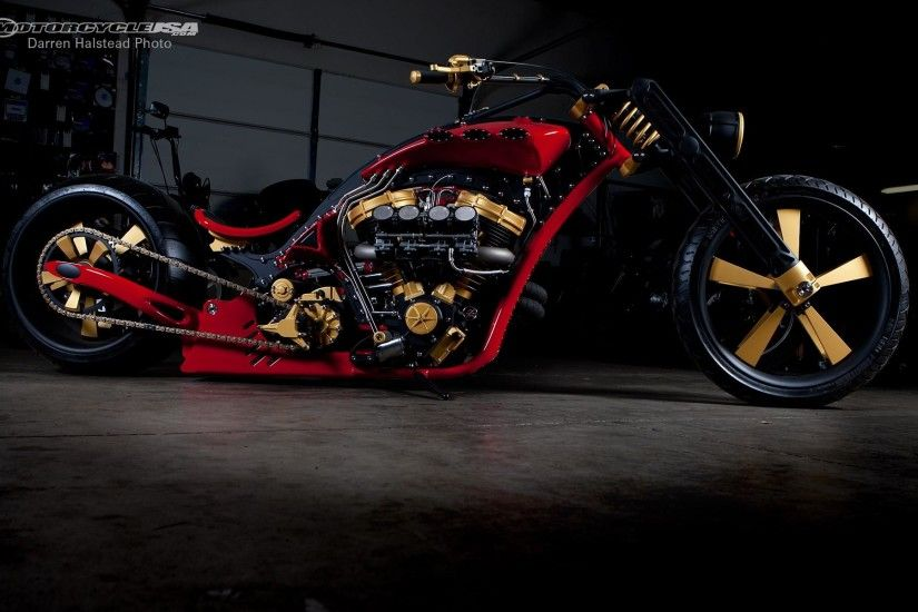 Harley-Davidson Wallpaper HD - Live Wallpaper HD