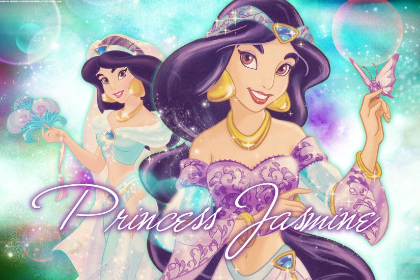 Disney Princess Jasmine 551972