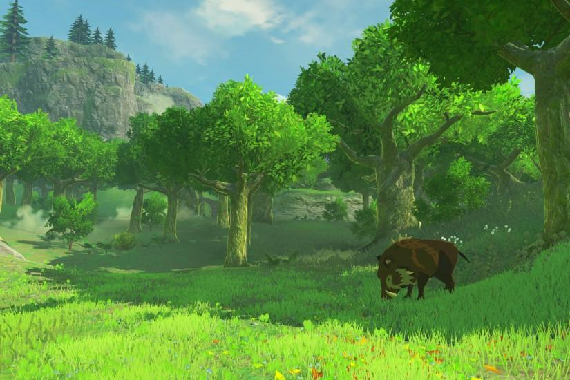 New Zelda: Breath of the Wild Video Shows 30-Plus Minutes of Gameplay -  GameSpot