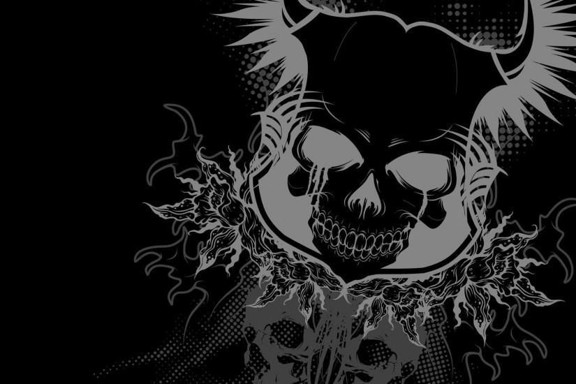 Skull Wallpaper 410346 .