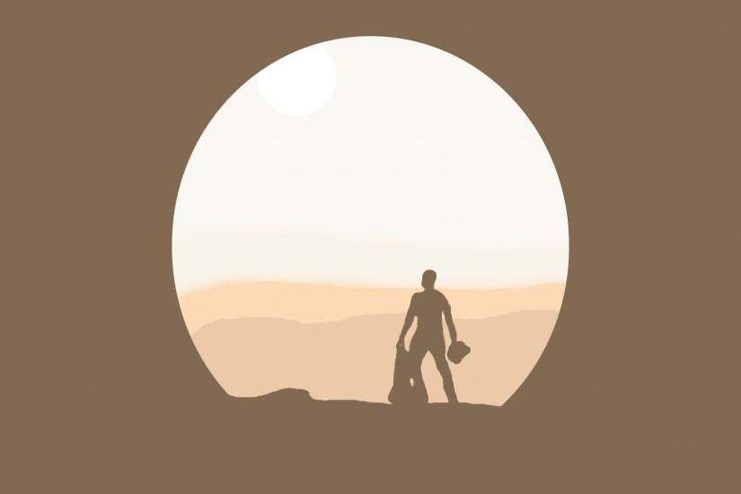 Minimal Star Wars Wallpapers