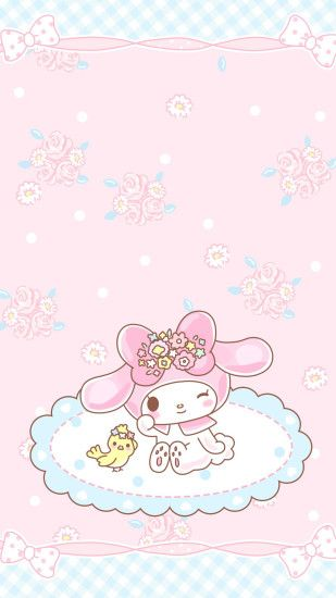 Pink Melody. My Melody WallpaperSanrio ...