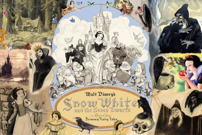 Snow White and the Seven Dwarfs achtergrond containing anime called Snow  White