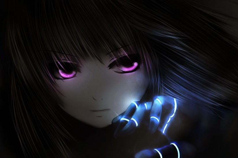 High Resolution Dark Anime Wallpapers Images – download free
