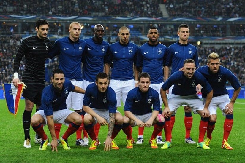 France National football team squad