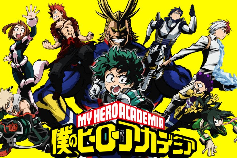 my hero academia wallpaper | wallpapers | Pinterest | Wallpapers .