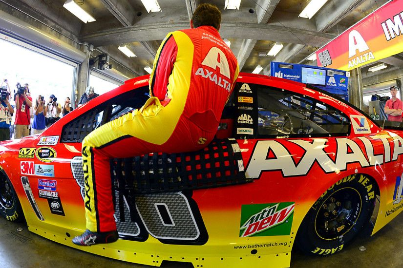 Jeff Gordon: back in the saddle again (Getty Images)