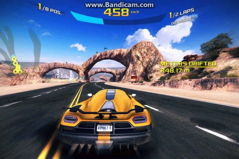 New Asphalt 8,Play 2014
