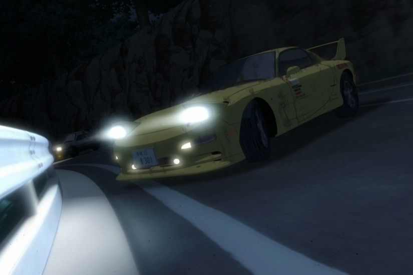 Initial D Legend Wallpapers