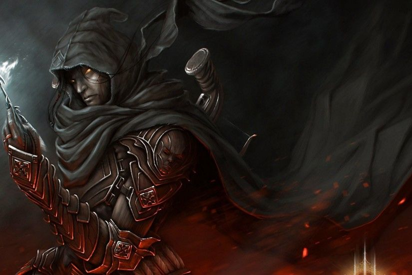 Video Game - Diablo III Demon Hunter (Diablo III) Wallpaper