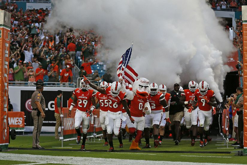 Let's Support The University of Miami