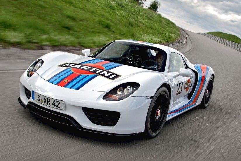 2012 Porsche 918 Spyder Prototype V3 Hd Car Wallpaper