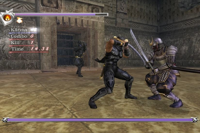 Ninja Gaiden Black does have a storyline but it's not what I will be  talking about when discussing the game. The story can be confusing and the  voice acting ...