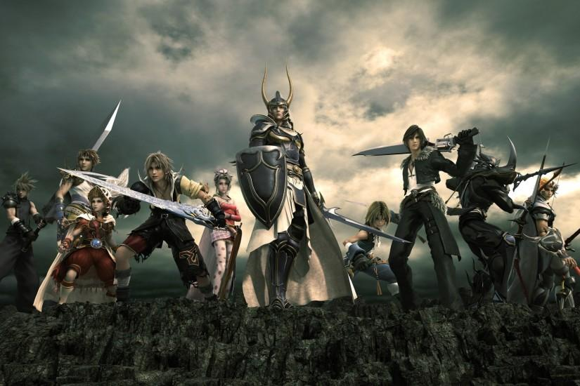 most popular final fantasy wallpaper 1920x1080