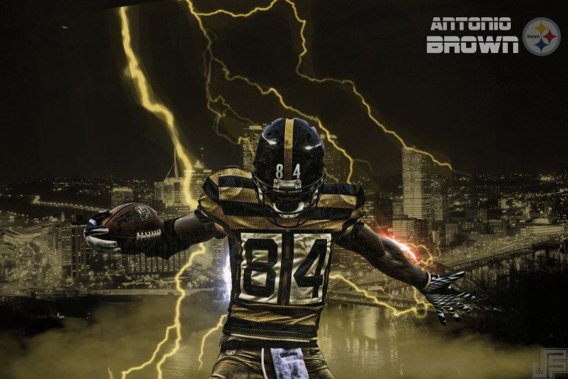 Antonio Brown Computer Wallpapers, Desktop Backgrounds | 2136x1424 .