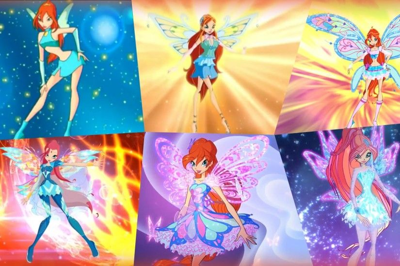... Winx Club: Magical Adventure - YouTube ...