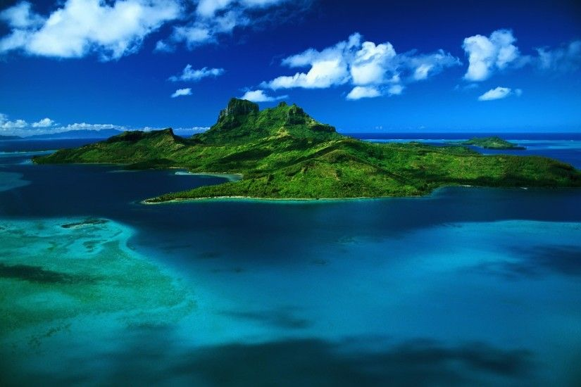 Cool Island Wallpapers | HD Wallpapers Island Wallpaper for Desktop -  WallpaperSafari ...