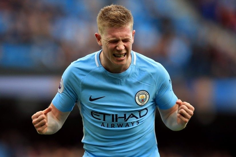 Wholesome: Gabriel Jesus lauds Manchester City team-mate Kevin De Bruyne