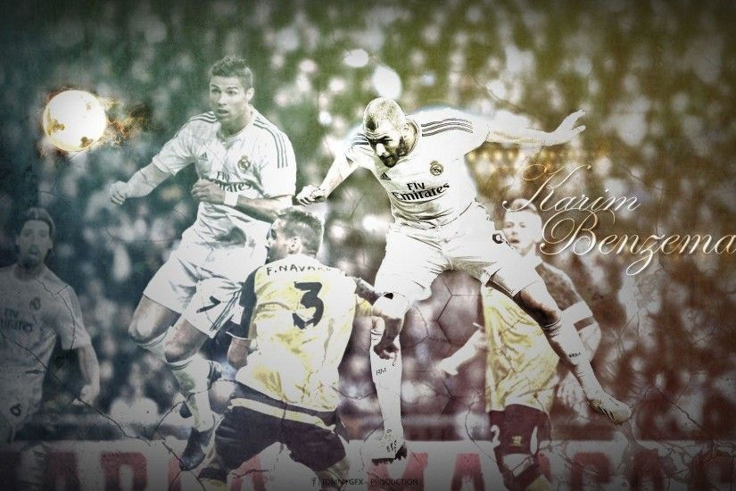 Benzema 2015 Wallpapers - Wallpaper Cave