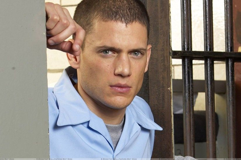 "You are viewing wallpaper titled ""Wentworth Miller ..."