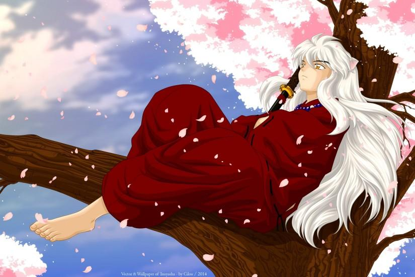 large inuyasha wallpaper 2560x1600 for ipad