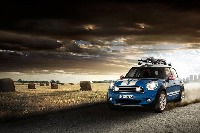 MINI Cooper Countryman Wallpaper Widescreen Free 22536 | Best Cars .