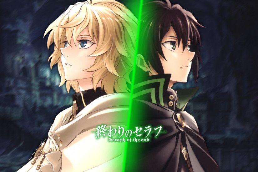 ... Owari no Seraph - Seraph of the End - Wallpaper by bluJumper