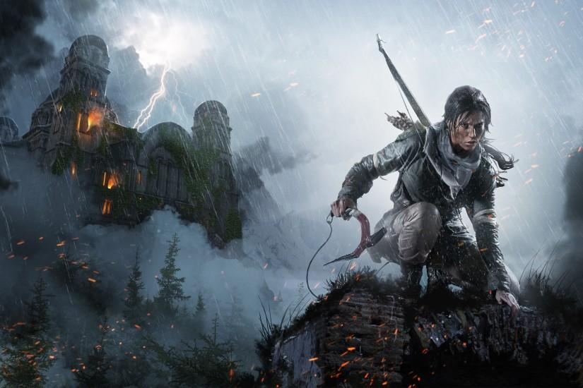 download free tomb raider wallpaper 2880x1800