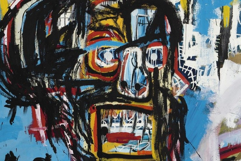 Is Jean-Michel Basquiat turning in his grave? Last week in his hometown New  York, where he was so badly treated during most of his life, Sotheby's set  an ...