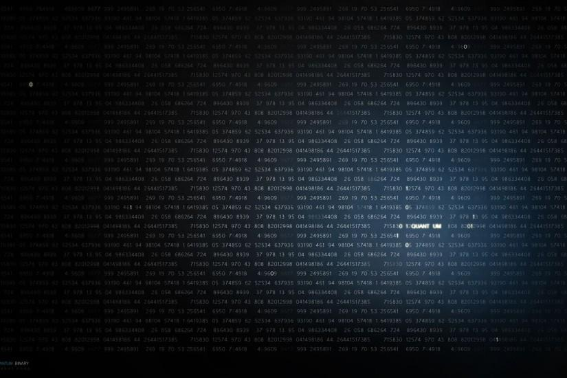 Wallpaper 0, 1, quantum binary, binary code wallpapers minimalism .