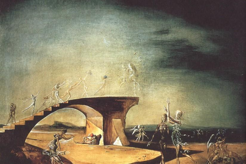 free download salvador dali wallpaper 1920x1392 for pc