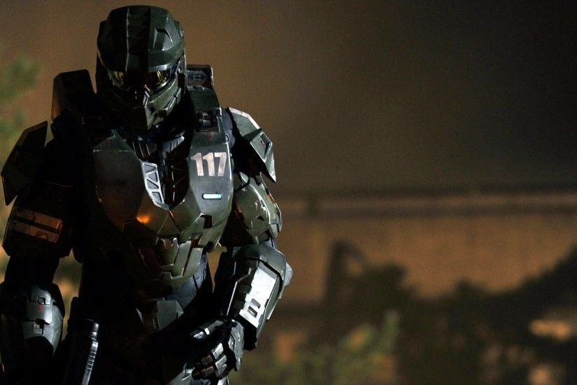 1920x1080 Halo 4 Master Chief