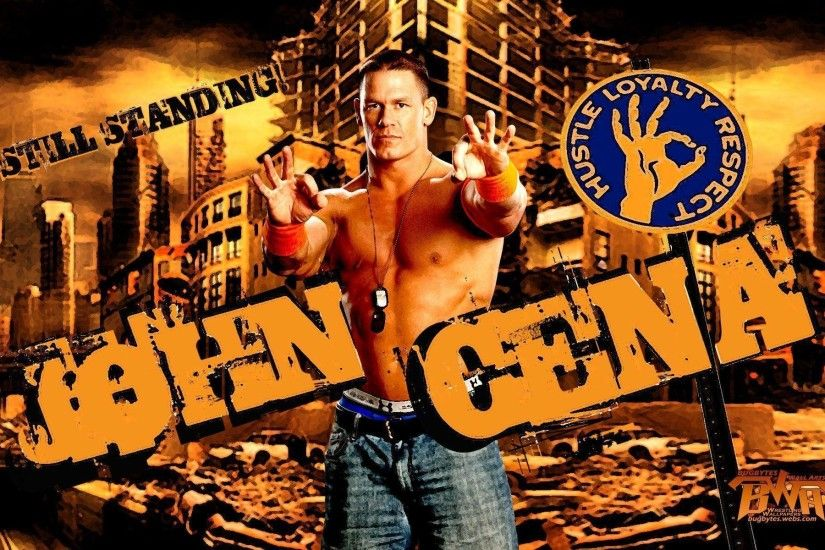 New John Cena 2010 Wallpaper! | BUGZ Wrestling Wallpapers