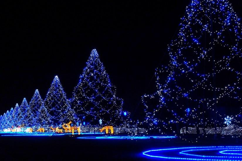 Full HD Christmas Lights Pictures HD Wallpapers.