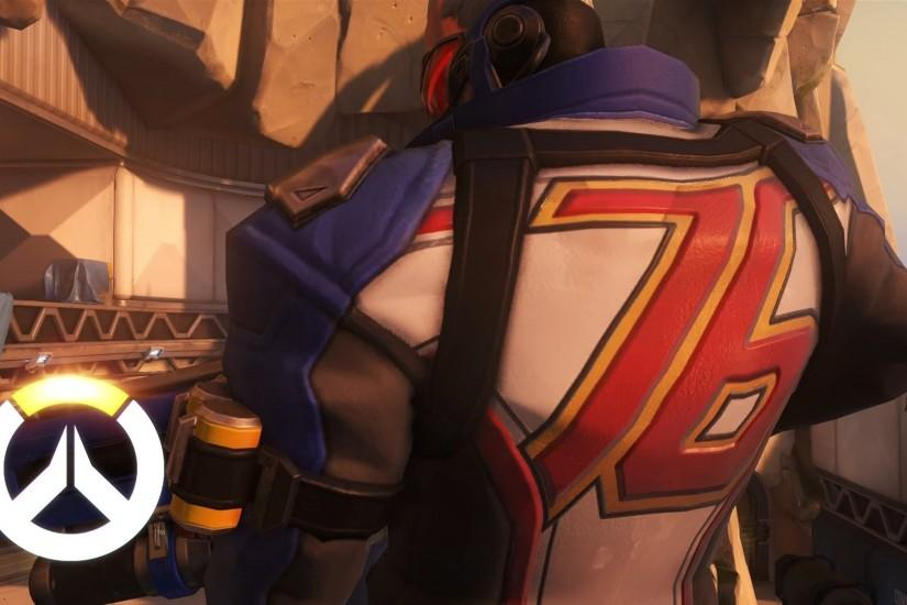 download free soldier 76 wallpaper 1920x1080